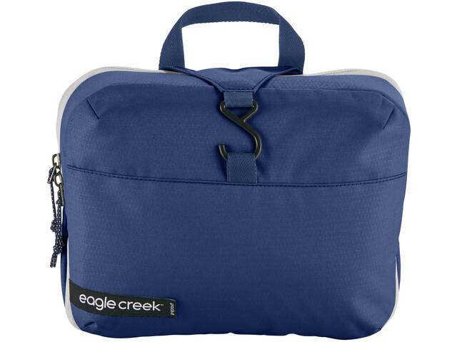 Eagle Creek Pack It Reveal Hanging Toiletry Kit az blue/grey